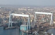Черноморский судостроительный завод признан банкротом