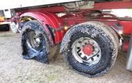 В Австралии 50 авто застряли в раскаленном асфальте