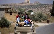 Почти все сирийцы покинули пограничную с Иорданией зону - ООН