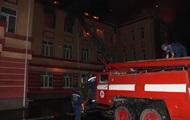 В Одесской области произошел пожар в школе