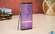 Появился официальный снимок Samsung Galaxy Note9