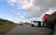 В Ивано-Франковской области авария с участием фуры: четверо погибших