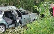 В ДТП на Львовщине пострадали четыре иностранца