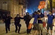 В городах Франции произошли беспорядки