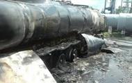 На предприятии в Харьковской области взорвалась цистерна, погиб рабочий