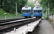 Киевский фуникулер останавливают из-за ремонта