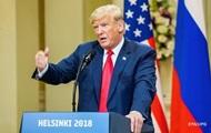 Трамп обвинил СМИ в попытках очернить встречу с Путиным