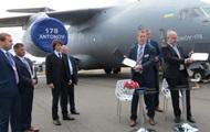 Антонов подписал соглашение о сотрудничестве с Boeing