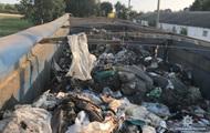 В Черкасской области обнаружили две фуры со львовским мусором