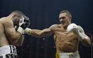 Усик обошел Джошуа в рейтинге лучших боксеров мира по версии BoxRec