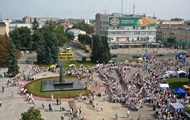 В Луцке перенесли дату празднования Дня города