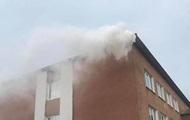 В Одесской области молния попала в школу