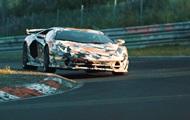 Спорткар Lamborghini встановив новий світовий рекорд