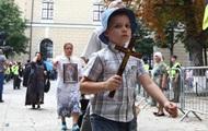 В Киеве перекрыли движение по 27 улицам и площадям