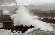 Из-за тайфуна в Японии пострадали 16 человек