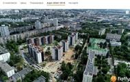 Українська компанія ЛУН запустила Аерообліти новобудов Мінська в рамках свого проекту Flatfy