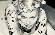 Мадонна знялася для обкладинки італійського Vogue