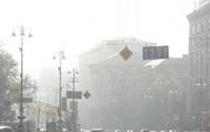 В Киеве ядовитый воздух - ГСЧС