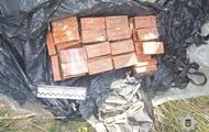 В доме жителя Днепропетровской области нашли склад взрывчатки