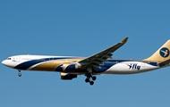 Неизвестный самолет опасно сблизился с российским лайнером