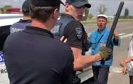 Конфликт под Николаевом закончился арестом фермера