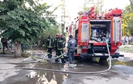 В Харькове две женщины выпрыгнули из окна, спасаясь от пожара