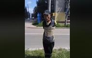 Суд Чернигова наказал мужчину, которого привязали к столбу