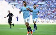 Дубль Агуэро принес Манчестер Сити Суперкубок Англии