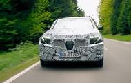 Випробування електрокросовера Mercedes показали на відео