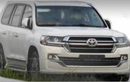 У Мережі показали оновлений Toyota Land Cruiser