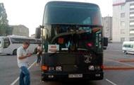 В Киеве хотят прекратить автобусное сообщение с РФ