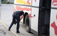 В Украине обнаружили 1200 неисправных автобусов