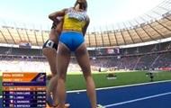 Поступок дня: украинка после финиша вернулась за упавшей соперницей
