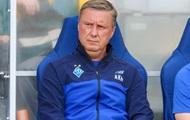 Хацкевич признал фол в моменте с пенальти в ворота Динамо
