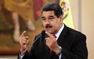 Мадуро обвинил в покушении лидера оппозиции