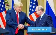 СМИ узнали, что Путин предложил Трампу в Хельсинки