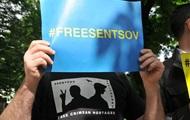 Мировые лидеры призывают Россию освободить Сенцова
