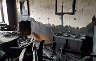 В Ужгороде арестовали организатора поджога офиса Союза венгров