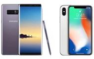 Galaxy Note9 уступил iPhone X в производительности