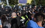 В Румынии прошли протесты, полиция применила слезоточивый газ