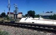 На Харьковщине пассажирский поезд сбил пенсионера насмерть