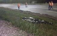 В Киеве Audi сбил насмерть пешехода и скрылся