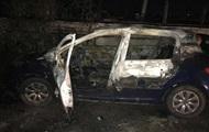 Полиция нашла авто грабителей ювелирного магазина в Киеве