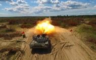 В Украине испытали модернизированный танк