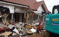 Обманутый строитель из мести разрушил пять домов
