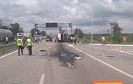 Названа причина гибели десяти человек в ДТП под Житомиром