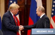 В РФ остались довольны встречей Путин-Трамп – CNN