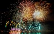 В Швейцарии прошел фестиваль фейерверков