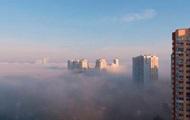 Киевлян предупредили о высоком уровне загрязнения воздуха