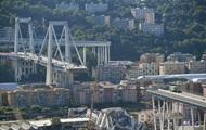 Обрушение моста в Генуе: пострадали два украинца